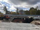 Ход строительства дома № 1 в ЖК Удачный 2 - фото 161, Октябрь 2018