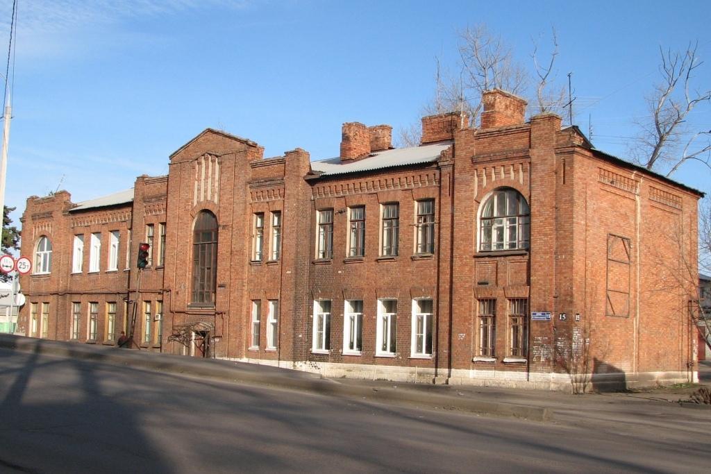 В Воронеже отреставрируют дом железнодорожников 1910-х годов