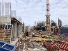 Ход строительства дома № 1 в ЖК Дом на Набережной - фото 5, Апрель 2021