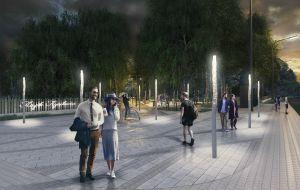 Концепция благоустройства парка имени А.С.Пушкина в Нижнем Новгороде