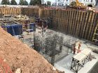 Ход строительства дома 2а в ЖК Георгиевский - фото 38, Сентябрь 2020
