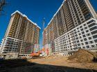 Ход строительства дома Литер 1 в ЖК Первый - фото 3, Декабрь 2019