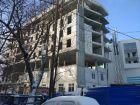 Ход строительства дома №1 в ЖК Премиум - фото 82, Январь 2018