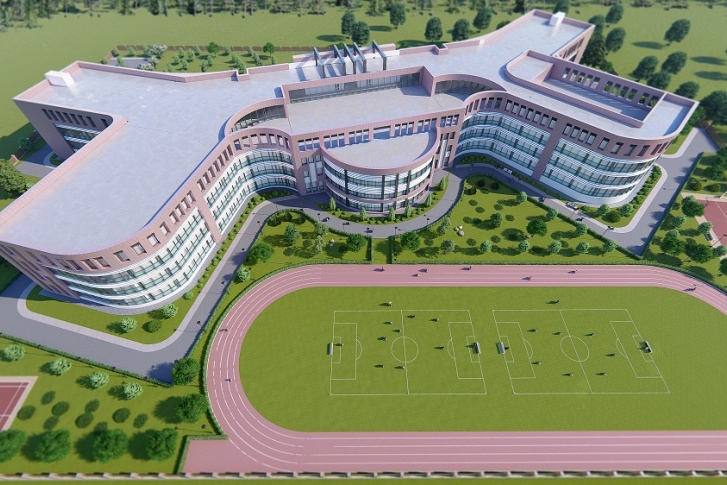 Самую большую школу на Юге России начнут строить на ул. Зорге в Ростове
