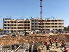 Ход строительства дома № 3А в ЖК Подкова на Гагарина - фото 69, Май 2019