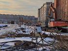 Ход строительства дома № 1 в ЖК Корица - фото 79, Декабрь 2020