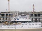 Ход строительства дома № 1 второй пусковой комплекс в ЖК Маяковский Парк - фото 71, Декабрь 2020