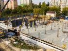 Ход строительства дома № 1 второй пусковой комплекс в ЖК Маяковский Парк - фото 92, Сентябрь 2020
