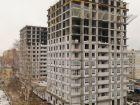Ход строительства дома № 1 первый пусковой комплекс в ЖК Маяковский Парк - фото 37, Апрель 2021