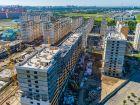 Ход строительства дома Литер 22 в ЖК Светлоград - фото 46, Май 2019