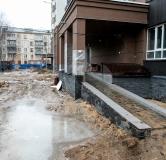 ЖК Каскад на Куйбышева - ход строительства,