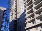 ЖК Парус - ход строительства, фото 8, Декабрь 2020