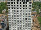 Ход строительства дома № 1 второй пусковой комплекс в ЖК Маяковский Парк - фото 26, Май 2021