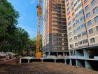 Ход строительства дома № 2 в ЖК Аврора - фото 7, Июнь 2020