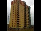 Ход строительства дома № 8 в ЖК Академический - фото 3, Сентябрь 2016