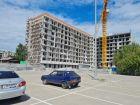 Ход строительства дома № 1 в ЖК Покровский - фото 12, Август 2021