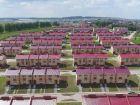 Ход строительства дома 1 типа в Микрогород Стрижи - фото 29, Июнь 2017