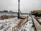 Ход строительства дома № 2 в ЖК Книги - фото 42, Ноябрь 2020