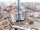 ЖК Азбука - ход строительства, фото 24, Март 2021