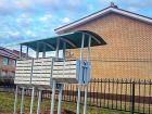 Ход строительства дома 1 типа в Микрогород Стрижи - фото 110, Октябрь 2015