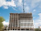 Комплекс апартаментов KM TOWER PLAZA (КМ ТАУЭР ПЛАЗА) - ход строительства, фото 83, Май 2020