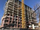 ЖК Бристоль - ход строительства, фото 185, Февраль 2018