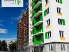 ЖК Зеленый берег Life - ход строительства, фото 24, Август 2018
