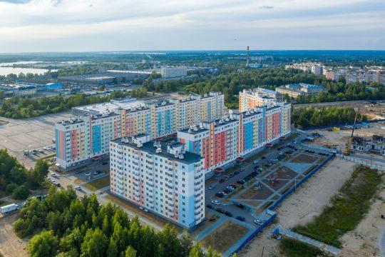 Дом № 9-1 в ЖК Корабли - фото 12
