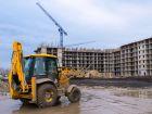 Ход строительства дома Литер 4 в ЖК Самолет 2 - фото 7, Апрель 2021