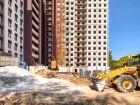 ЖК Каскад на Ленина - ход строительства, фото 559, Июль 2019
