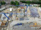 Ход строительства дома Литер 1 в ЖК Звезда Столицы - фото 124, Июнь 2018