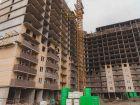ЖК Открытие - ход строительства, фото 6, Апрель 2021