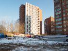 ЖК Каскад на Сусловой - ход строительства, фото 111, Ноябрь 2018