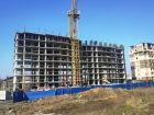 Ход строительства дома № 38 в ЖК Три Сквера (3 Сквера) - фото 27, Апрель 2021