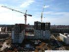 Ход строительства дома № 7 в ЖК Планетарий - фото 27, Апрель 2018