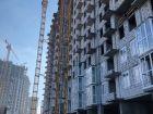 Ход строительства дома ул. Таврическая, 4 в ЖК Мечников - фото 9, Март 2020