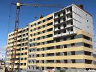 Ход строительства дома № 3А в ЖК Подкова на Гагарина - фото 62, Июль 2019