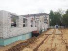 ЖК Янтарный - ход строительства, фото 51, Май 2017