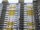Ход строительства дома № 12 в ЖК На Победной - фото 2, Октябрь 2015