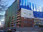 Ход строительства дома № 1 в ЖК Renaissance (Ренессанс) - фото 22, Декабрь 2020