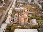 ЖК Вавиловский Дворик - ход строительства, фото 1, Октябрь 2020