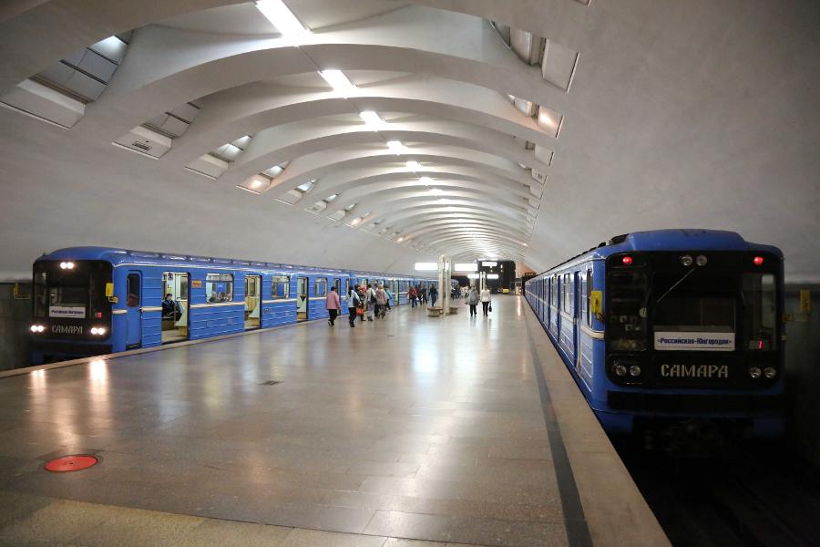 В Самаре могут снести дома для строительства новой станции метро