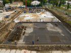 Ход строительства дома № 1 первый пусковой комплекс в ЖК Маяковский Парк - фото 96, Август 2020