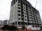 Ход строительства дома № 3 (по генплану) в ЖК На Вятской - фото 44, Сентябрь 2016