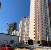 Ход строительства дома 3 очередь (секция 5-1;5-2) в ЖК Волна -