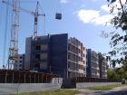 Ход строительства дома № 1 в ЖК Удачный 2 - фото 109, Август 2019