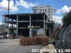 ЖК Волна - ход строительства, фото 108, Июль 2019