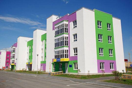 ЖК Малоэтажный квартал - фото 1