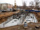 Ход строительства дома 61 в ЖК Москва Град - фото 52, Март 2019