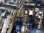 ЖК ПАРК - ход строительства, фото 18, Февраль 2021